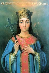 Святая праведная Иулиания, княжна Ольшанская
